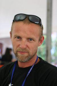 pisarz Jo Nesbo