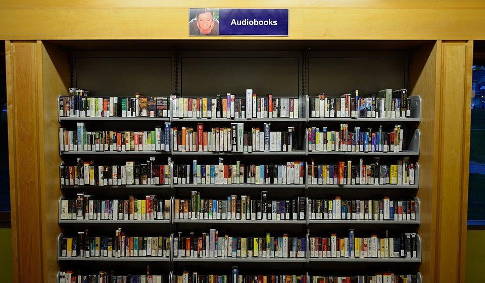 Audiobooki na wyciągnięcie ręki nawet za granicą