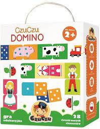 Czuczu Domino – gra edukacyjna